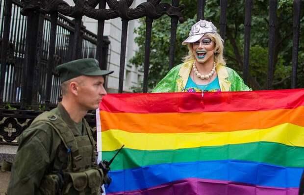 В России отреагировали на требование Европы регистрировать однополые браки