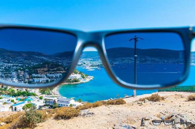 Мир сквозь солнечные очки