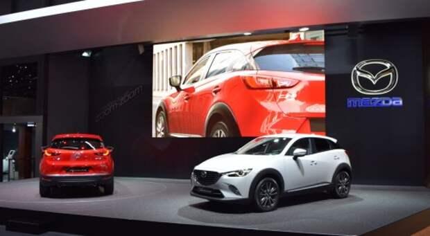 Mazda планирует расширить производство во Владивостоке