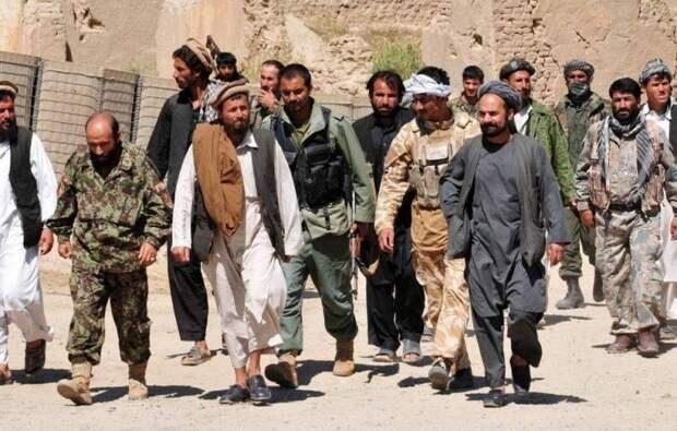 Названы действия Москвы после прихода к власти талибов в Афганистане