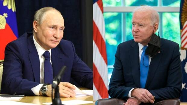 Путин свел на нет попытки Байдена вмешаться во внутренние дела России