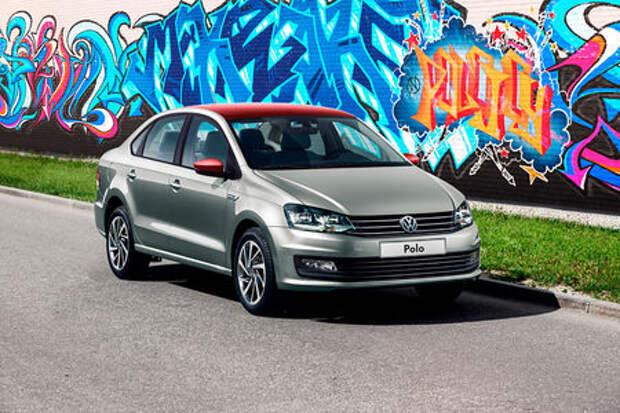 Volkswagen представил седан Polo 2019 модельного года