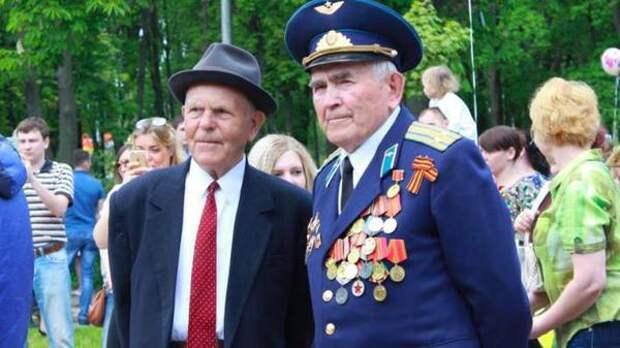 Томские ветераны получат выплаты в честь Дня Победы