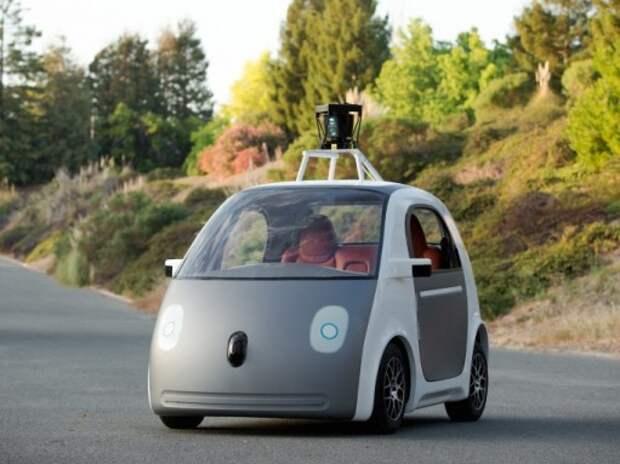 Великобритания разрешила испытания самоуправляемых автомобилей на дорогах общего пользования