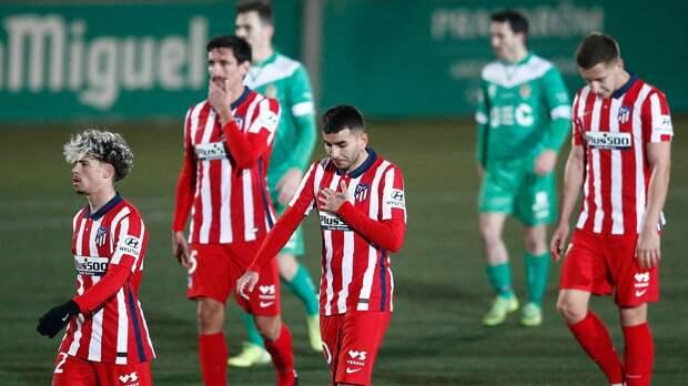«Атлетико» обыграл «Валенсию» и оторвался от «Реала» на 7 очков