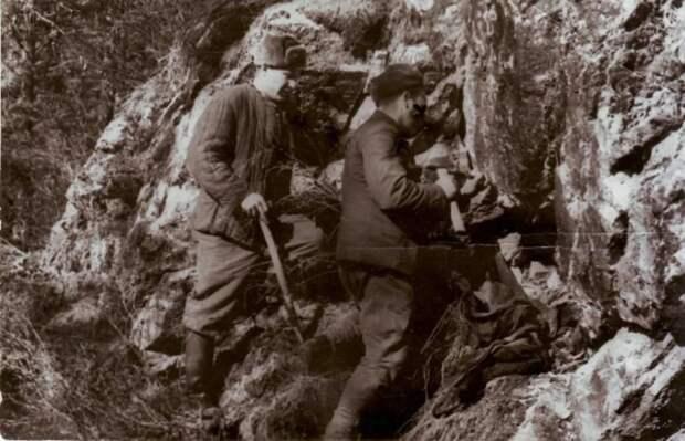 Ликвидация бандеровщины: дело пропавших геологов