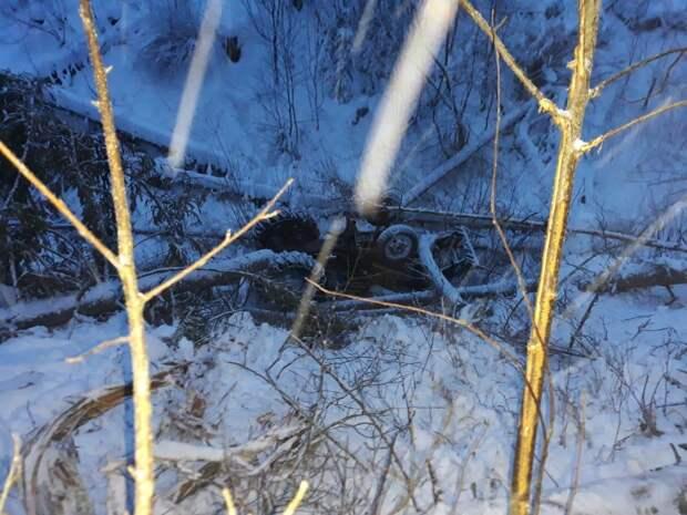 Водитель трактора погиб в Удмуртии