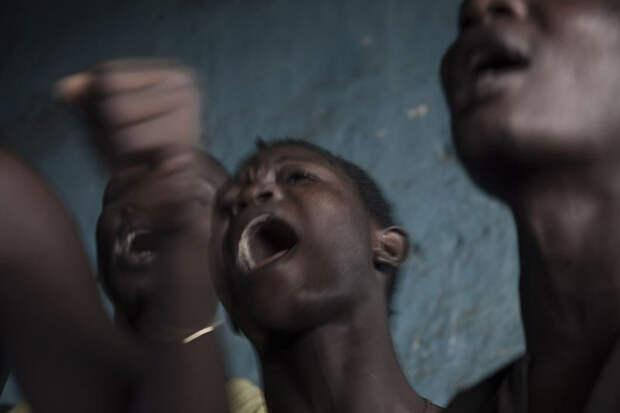 Тюрьма для подростков в Сьерра-Леоне: вот где настоящий ад