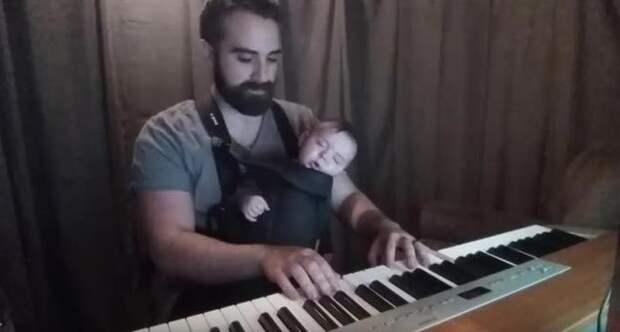 Как убаюкать младенца за 10 секунд