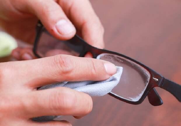 очки тряпочка