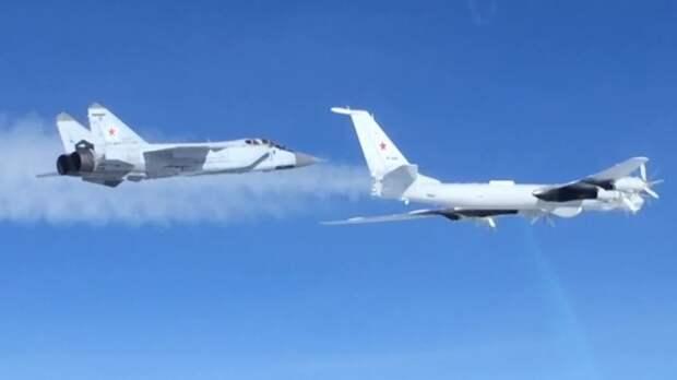 НАТО празднует первую победу F-35 над МиГ-31