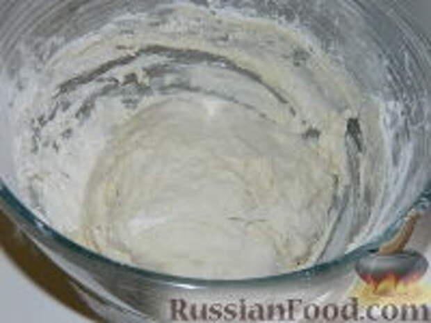 Фото приготовления рецепта: Лангош - венгерская лепешка - шаг №3