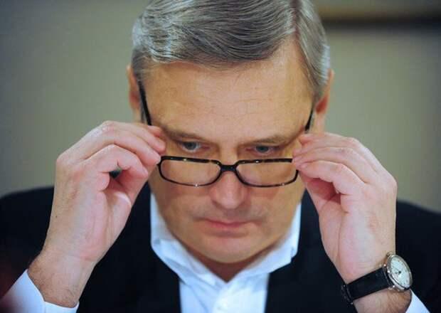 Касьянов наторговал Крымом на статью
