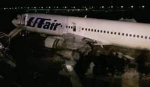 Возбуждено уголовное дело по факту ЧП с Boeing 737 в Сочи