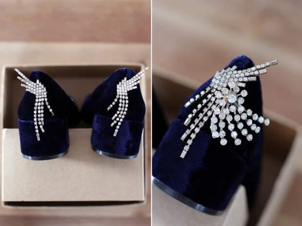 Нарядные туфли своими руками (Diy)