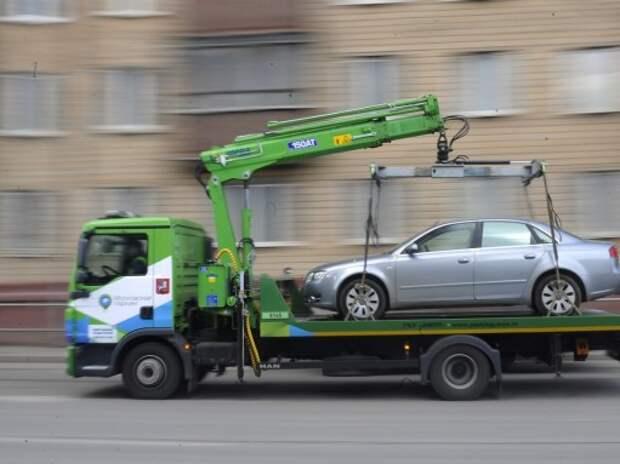 За возврат авто с эвакуатора в Подмосковье придется заплатить