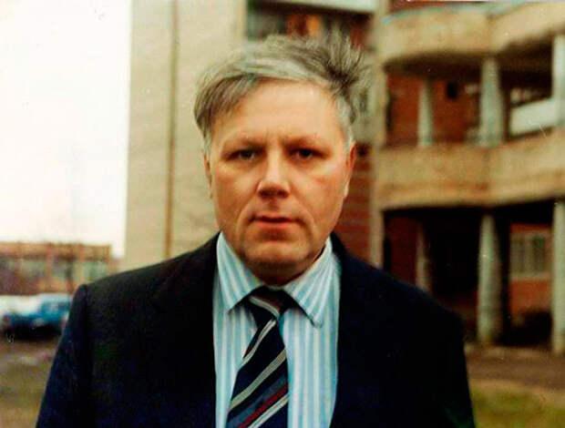 Александр Шмонов, пытавшийся стрелять в Михаила Горбачева