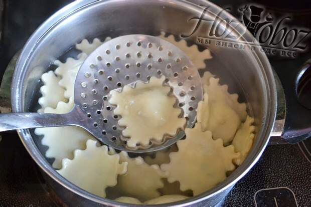 Как приготовить домашние равиоли