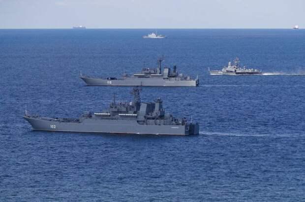 Эксперт назвал новую базу российского флота стратегическим ответом НАТО