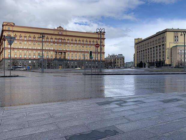 В Москве началось голосование по выбору памятника на Лубянской площади.