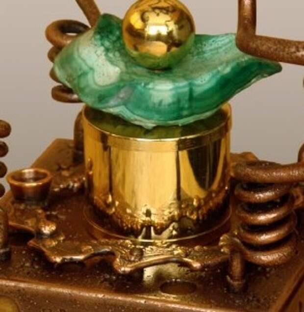 Золото алхимиков
