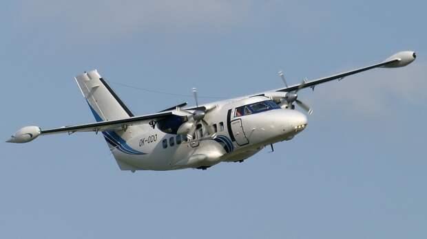 СК проводит проверку по факту крушения самолета L-410 в Кузбассе