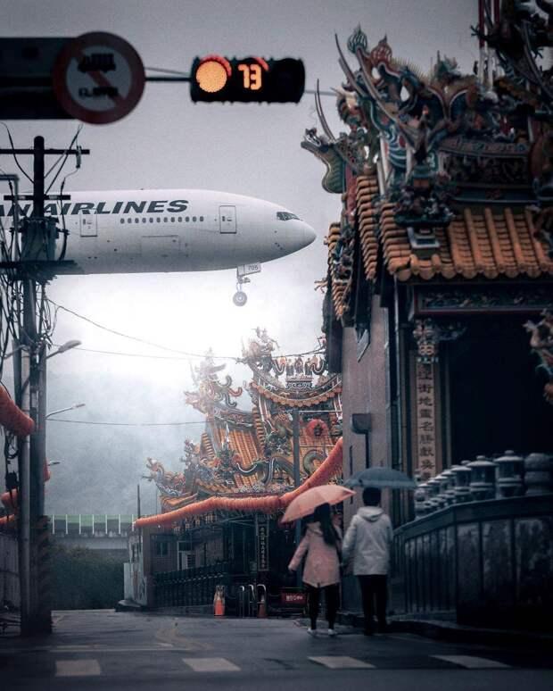 Атмосферный Тайвань на снимках Келвина Ху