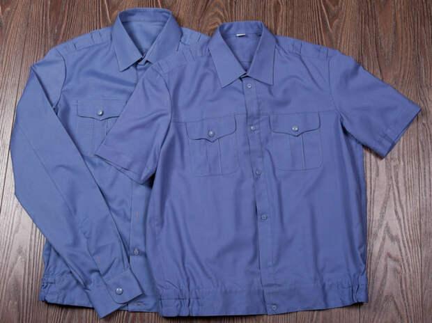 Как самостоятельно ушить широкую рубашку