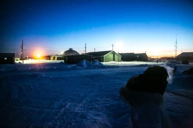 Изучение Аляски и ее проблем