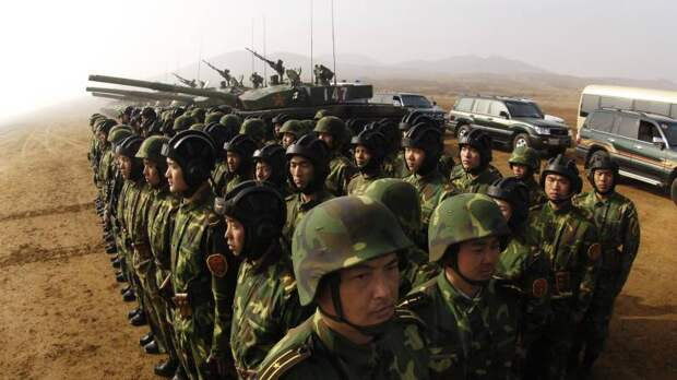 Германия отказалась поддерживать США в случае военного конфликта с Китаем