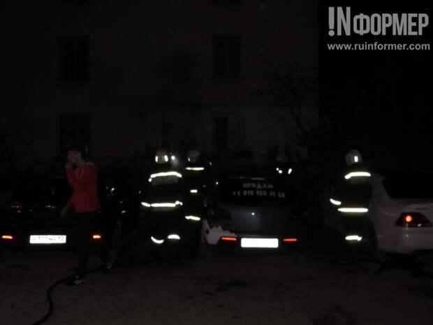 Ночной ИНФОРМЕР: В Севастополе вновь поджигают автомобили! (фото)