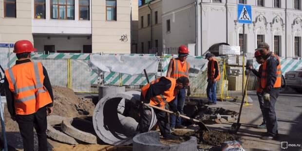 Утверждена схема прокладки инженерных сетей для квартала по реновации в Северном Тушине