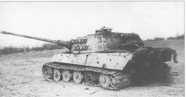Битва при Балатоне: разгром немецкой танковой элиты
