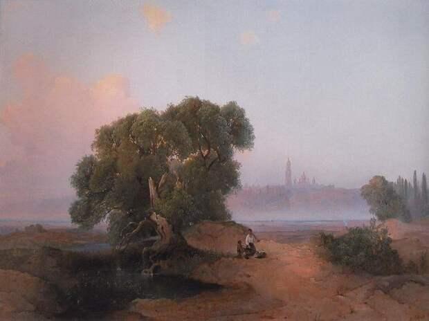 Гений одной картины: трагическая судьба родноначальника русского пейзажа