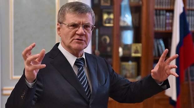 Депутаты поддержали генпрокурора Чайку