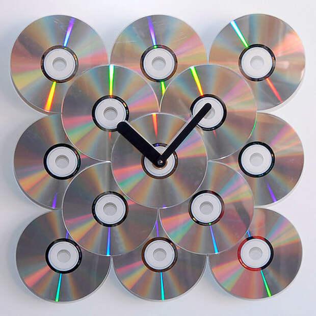 20 идей того, что можно сделать из компакт-дисков идеи, компакт-диски