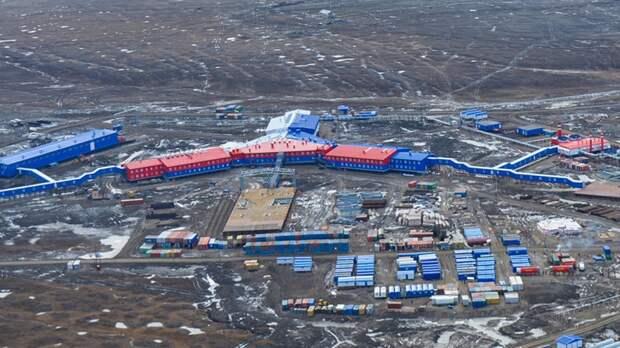 Делегация Минобороны России впервые посетила арктическую базу «Северный Клевер»