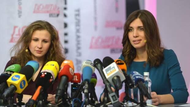 """Участница Pussy Riot: «У меня нет времени думать о собственной безопасности» (""""Respekt"""", Чехия)"""