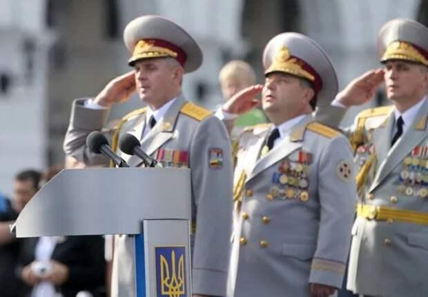 Боеготовность нулевая: украинские генералы и политики «пилят» европейские деньги, выделяемые «на учения» – Погребинский