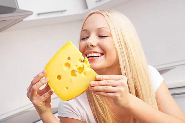 Скажите: сыр! Девять продуктов, которые делают нас счастливее