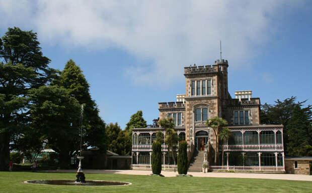 Замок Ларнак