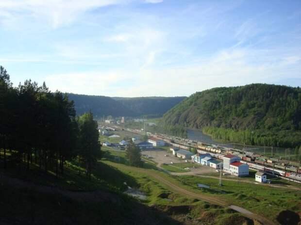 Село_Инзер_Башкортостан