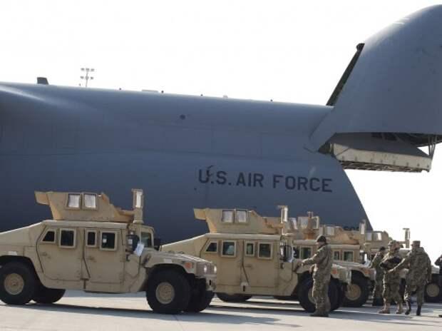 США поставят Украине 230 внедорожников Humvee (видео)