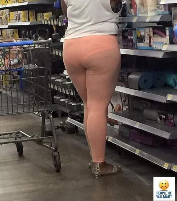 Без комплексов: безумные наряды посетителей американских супермаркетов наряды, супермаркет