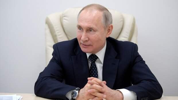 Сколько заработал Путин в 2019-м? Президент России подал декларацию о доходах