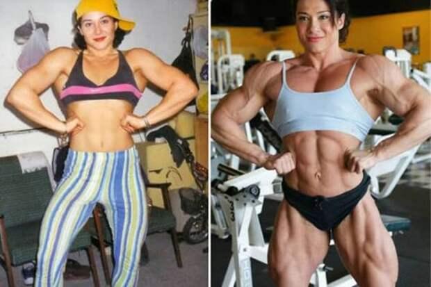 6. Алина Попа steroid, девушки, качки, спорт