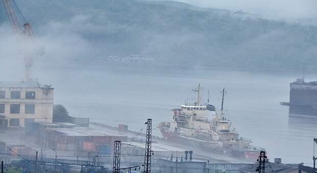 2. Мурманск— 209 дней Города России, дождь, погода, статистика