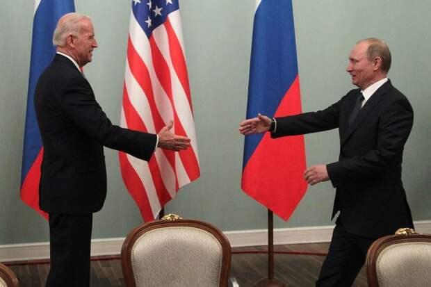 Bank of America прогнозирует положительные сдвиги в отношениях РФ и США при Байдене