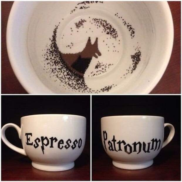 Эспрессо Патронум!