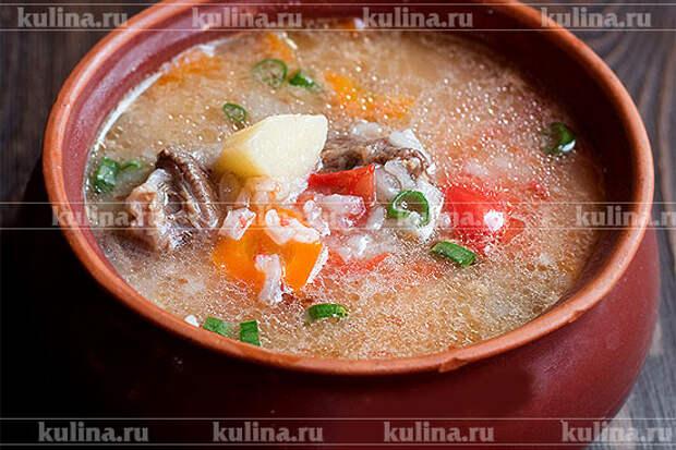 Мастава. Узбекская кухня